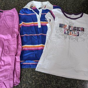 Tommy Hilfiger 3pc Outfit - Size 8-10